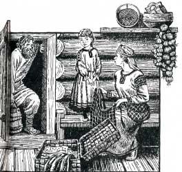 Иллюстрация из книги в семеновой мы