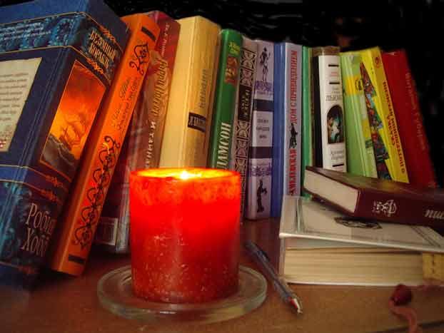 Библиотека. Материалы имеющие отношение к селу Старое Киркино