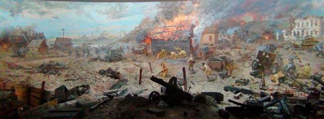 «Бой за Ржев 24 сентября 1942 года»