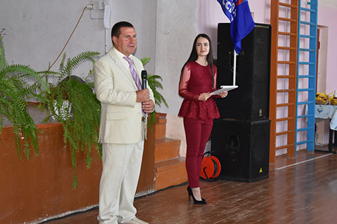 Глава администрации Чуриковского сельского поселения Петр Кондрашкин