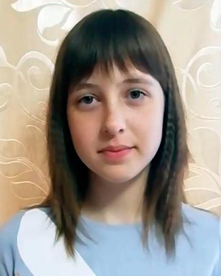 Демидова Вероника. Фото с сайта МОУ