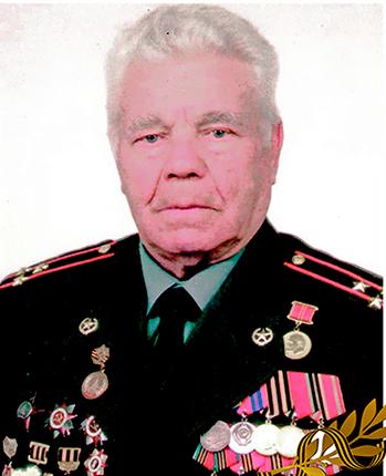 Алексей Захарович Елецкий