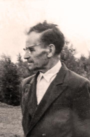 Иван Яковлевич Марков в Киркино, 60-е годы