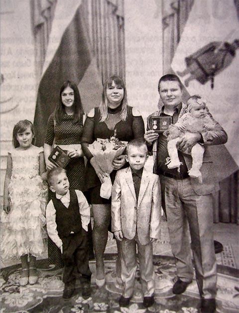 Фото из семейного архива Гранковых
