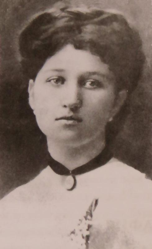 Маркова (Савостьянова) Мария Ивановна