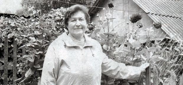 Лидия Семеновна Сударикова. Фото Елены Захаровой