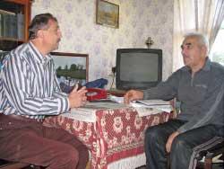 В гостях у К.И.Маркова 2007