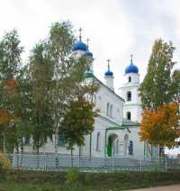 Село Казинка. Храм во имя святой Параскевы Пятницы. 2007