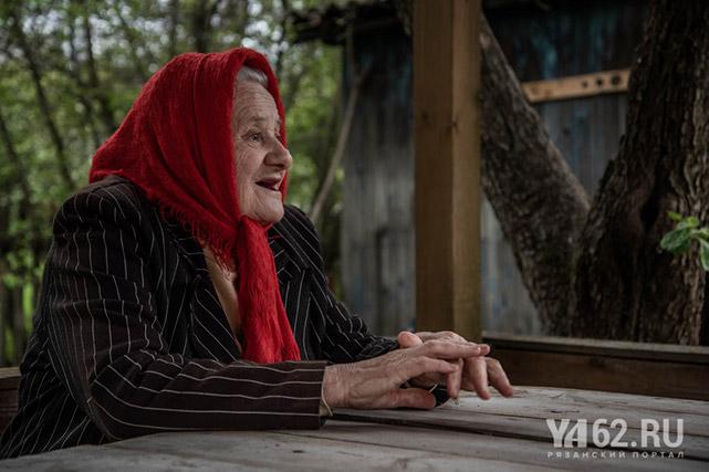 Лилия Алексеевна местная жительница