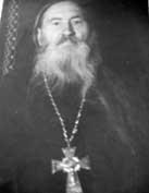 Священник Малинковской церкви отец Григорий.