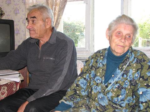 Константин Иванович и Людмила Дмитриевна Марковы, 2007 год