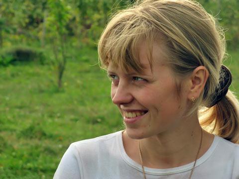 Сивцева Ирина, сентябрь 2009