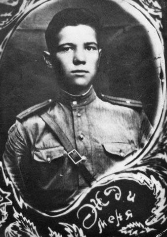 Марков Константин Иванович, госпиталь г. Иваново 1941 год