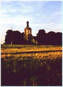 Церковь села Ст.Киркино 1975-1985 г.г.??
