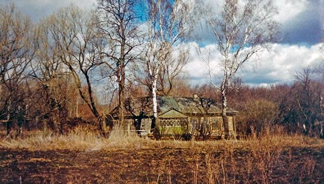 Дворянское гнездо Марковых