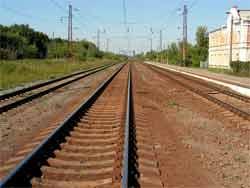 Станция Лужковская. 2005 г. Фото Валерия Евдокимова