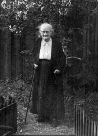 Мария Дмитриевна Городцева – сестра митрополита Новосибирского и Барнаульского Варфоломея (Городцева)