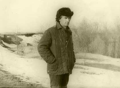 Турланов Николай Тимофеевич. Родился и вырос в деревне Каменный Хутор 2.