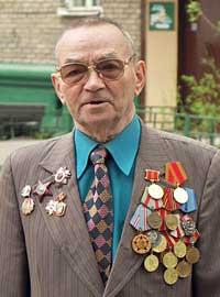 Фотография Бориса Конкина, 9 мая 2006 года