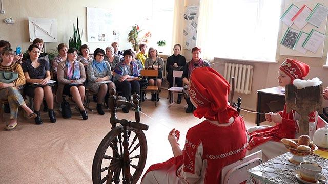 Краеведческий семинар в Чуриках