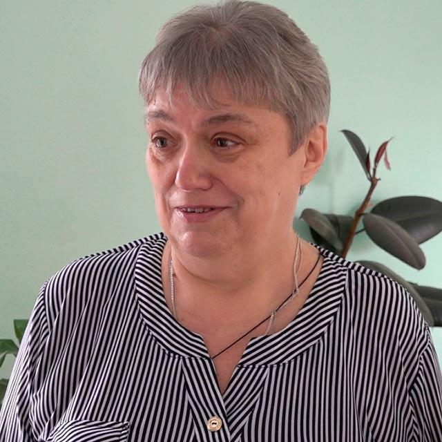 Наталья Викторовна Захарова