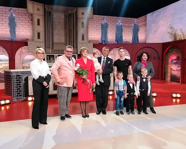 На передаче «Модный приговор» 30 октября 2019