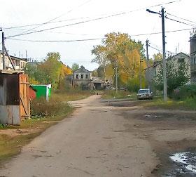 Ильичевская улица, осень 2007г