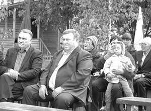 День малого села в с. Покровское-1. Фото Е.Захаровой