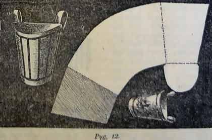 Легкая и красивая вещичка (ведерце) изображена на (рис. 12)