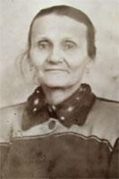 Семина Анастасия. Мать большой семьи.