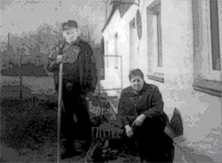 Владимир Васильевич и Ирина Алексеевна Сизовы. Фото А.Федорова, 2009