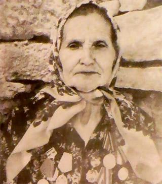 Мария Ивановна Куфакова