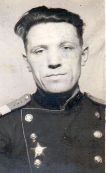 Алабин Н.П, Москва 1947