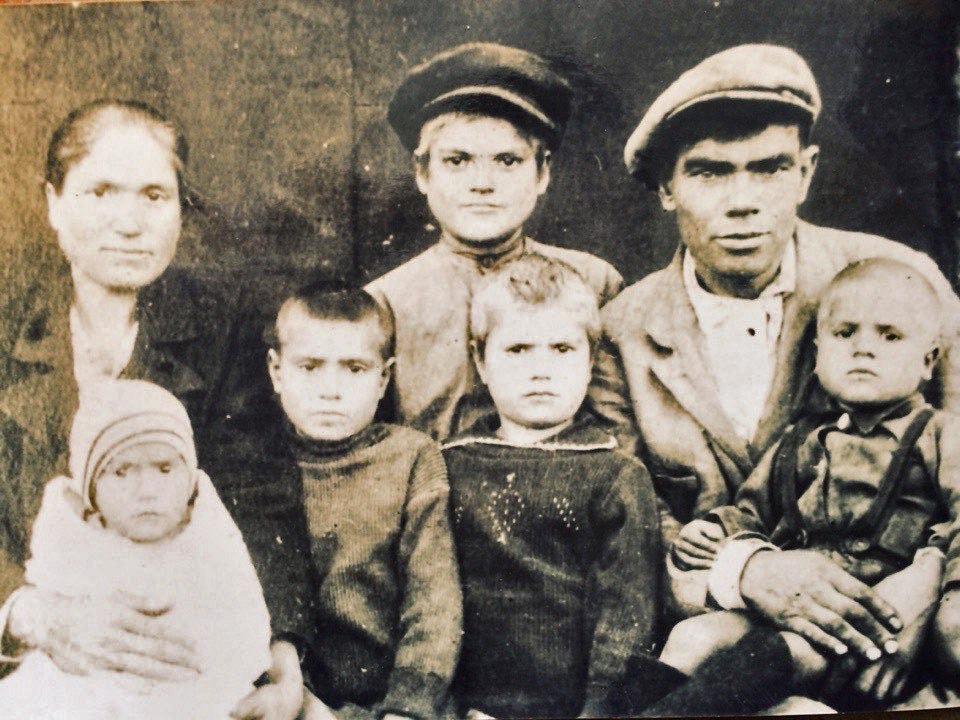 Фото семьи Алексея Миронова
